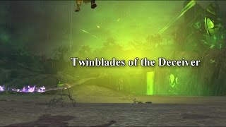 The Story of Twinblades of the Deceiver [Artifact Lore]