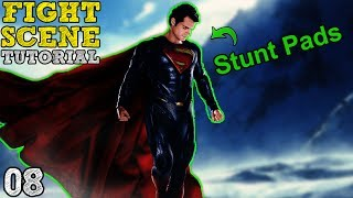 HOW TO DO STUNTS and NOT GET HURT! (Stunt Pads Explained) taught by stuntman