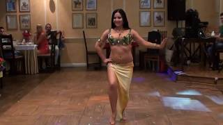Alessandriya Fatina Hot Oriental Belly Dance - Raks Sharki