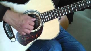Kahit Maputi Na Ang Buhok Ko-Filipino song.Fingerstyle solo guitar unplugged.Maton EBG 808 Artist