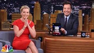 Photo Booth with Kate Winslet