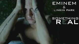 Eminem & Linkin Park - Something Real (Music Video) (After Collision - Blaze Audio)