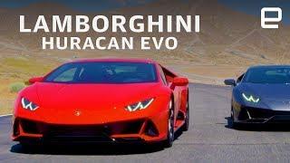 Lamborghini Huracan EVO: A supercomputer on wheels