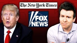 We Need To Talk About The Trump Fake News War, Escalation, Exploitation, and Much More...