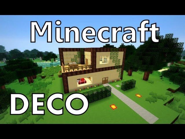 Comment faire une chambre moderne minecraft amazing home ideas