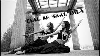 Taal se taal mila | Taal | A.R. Rahman @itsnatashab Choreography