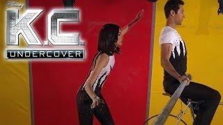 K.C. Undercover - Clip aus Staffel 2: K.C. im Zirkus | Neue Folgen im Disney Channel
