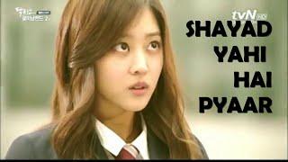 SHAYAD YAHI HAI PYAAR song || Video Cover || Korean Mix