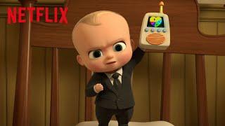 عودة الطفل الزعيم - موسم 2 | المقدّمة الرسميّة [HD] | Netflix