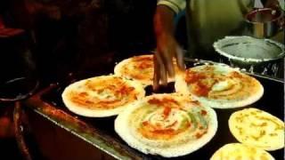 Street Food Bangalore - Masala Dosa