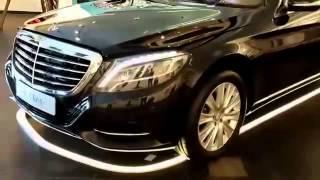 Intip Mewahnya Mobil Mercy Terbaru di Indonesia