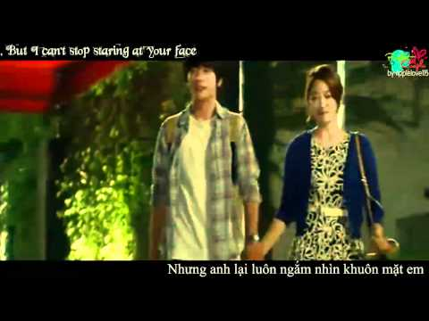 Kiss me under the mistletoe YongHwa and ShinHye