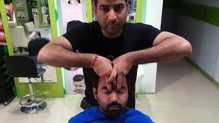 The Great Indian Head Massage - ASMR no talking