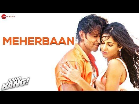 Bang Bang - Meherbaan | feat Hrithik Roshan & Katrina Kaif | Vishal Shekhar | HD