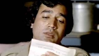 Rajesh Khanna meets Shayar - Namak Haraam Scene