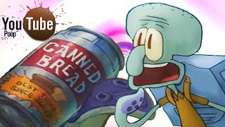 Youtube Poop - Squidward and the Canned Bread Epidemic