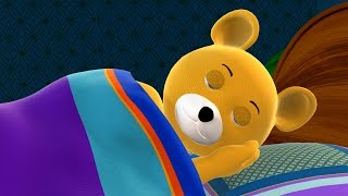 Teddy Bear Teddy Bear Turn Around - 3D Baby Songs & Nursery Rhymes for Children