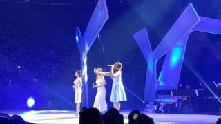 Jona, Kyla and Morissette Birit Showdown at Teacher Fest 2016