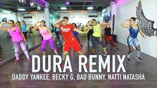Dura Remix - Daddy Yankee, Becky G, Bad Bunny, Natti Natasha by Cesar James CE