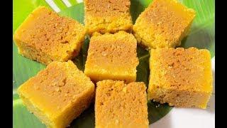Mysore Pak Video Recipe