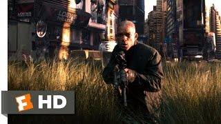 I Am Legend (1/10) Movie CLIP - Hunting in the City (2007) HD