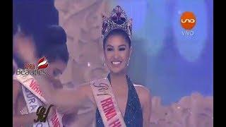 Reina Hispanoamericana 2017 | Crowning Moment