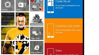 How to Use #TileArt (TileArt) for Windows Phone