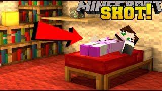 Minecraft: JEN WAS SHOT!!! - ARRENDOR - Custom Map [2]