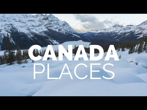 10 Best Places to Visit in Canada Travel Video