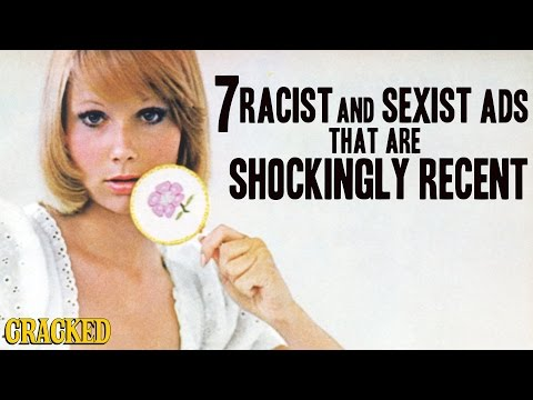 7 Racist And Sexist Ads That Are Shockingly Recent The Spit Take