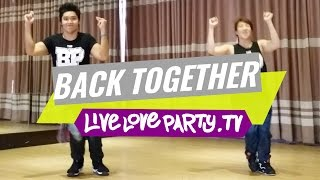 Back Together by Robin Thicke | Zumba Fitness | Live Love Party