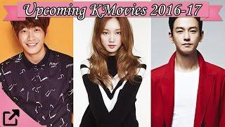 Upcoming Korean Movies 2016 & 2017 (#08)