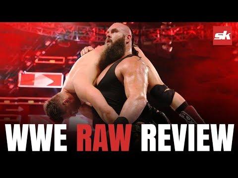 Xxx Mp4 WWE RAW Highlights February 19 2018 Braun Strowman Nia Jax Dominate Raw Sportskeeda 3gp Sex