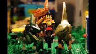 Jurassic Park(ing lot) Part 2