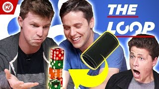 Insane Dice Stacking Trick Shots & Tutorial   The Loop