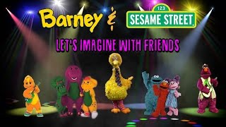 Barney & Sesame Street Presents: Let's Imagine with Friends™ LIVE! (Stage Show)