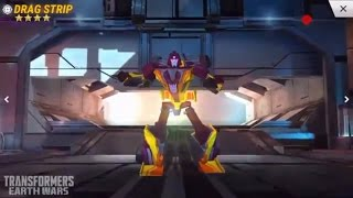 DRAG STRIP *FIRST LOOK* Transformers Earth Wars