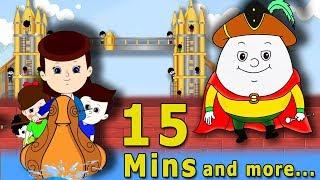 Hokey Pokey (HD) & More 3D Animated Nursery Rhymes & Songs For Babies   Shemaroo Kids