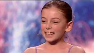 Britain's Got Talent 2009   Hollie Steel   I Could Have Danced All Night