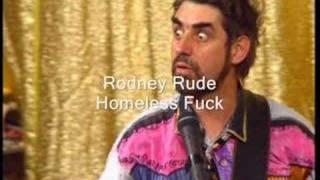 Rodney Rude - Homeless Fuck