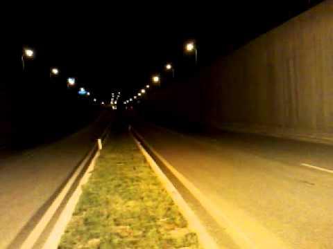 yamaha r6 antakya tünel tunnel