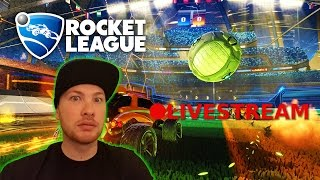THE CREW plays ROCKET LEAGUE