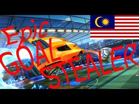Rocket League/Teaser/GoalStealer-with DhiDhi