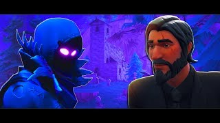 How John Wick Died and Became The Raven - A FORTNITE SHORT FILM