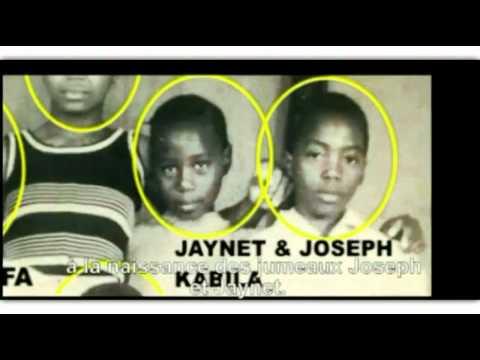 HEWA BORA FILIATION MZEE KABILA ET JOSEPH KABILA 2