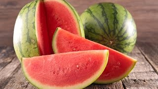 How To Make a Watermelon Cake