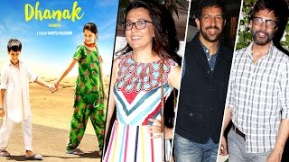 Bollywood REACT On Film DHANAK - Movie Review