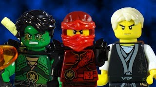 LEGO NINJAGO THE MOVIE - HANDS OF TIME PART 6 - TRAILER - FUTURE OF DARKNESS