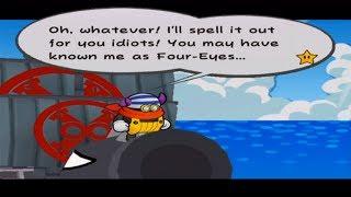 Paper Mario: TTYD [39] WHAT A TWIST