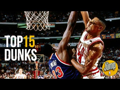 15 Most Memorable NBA Dunks of All Time The Jump ESPN